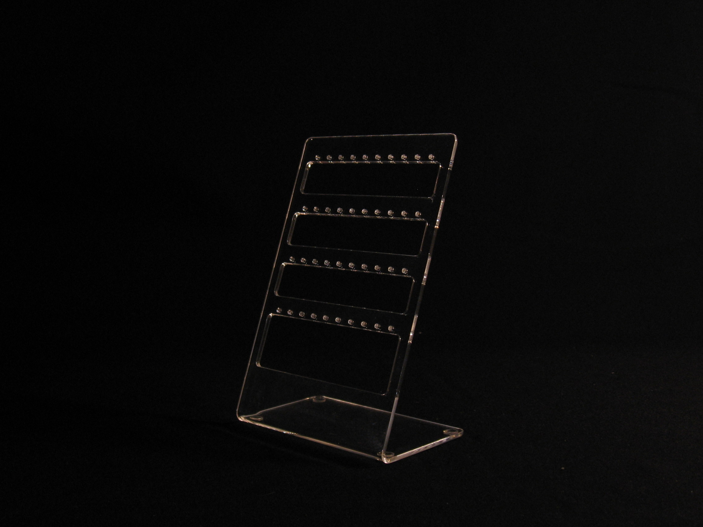Stoni držač za nakit mindjuse pleksliglas klirit SNG1